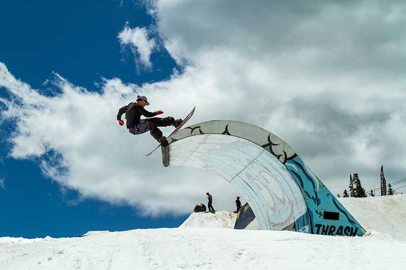 Photo of Woodward at Copper Mountain Training Facilities
