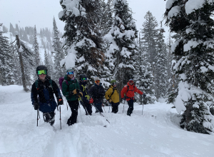 Backcountry Skiing, JHSC, ski tour, avalanche