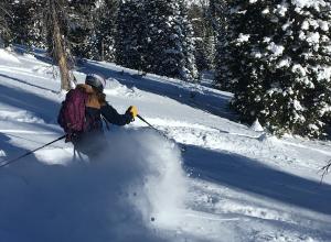 Backcountry Skiing, JHSC, ski tour, avalanche